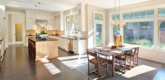 Kuchyňa v americkom štýle z rúk profesionálnej dizajnérky