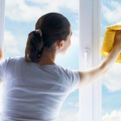 Umývanie okien a nano impregnácia Bratislava.