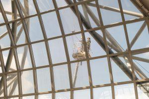 mytí oken Praha 1