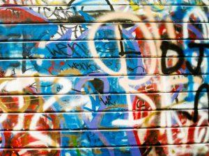 nejúčinnější ochrana proti grafitti