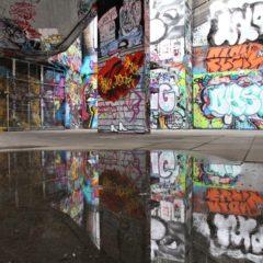 Graffiti na domě nás šokovalo, Anti graffiti nám podal pomocnou ruku