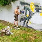 likvidace graffiti
