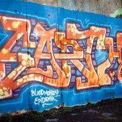 Nebojte se, graffiti je možné odstranit, stačí znát ten správný postup