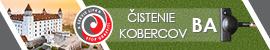 Čistenie kobercov Bratislava
