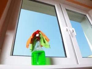 lacné umývanie okien