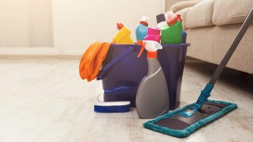 Kryštalizácia, voskovanie, impregnácia, umývanie, čistenie PRŮMYSLOVÝCH podláh v Košicjach