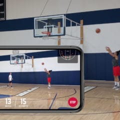 HomeCourt Basketball App Gains Shot Science Feature Demonstrated at Apple iPhone XS Keynote [Video]