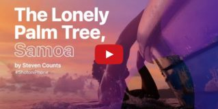 Apple Shares New Shot on iPhone Film: The Lonely Palm Tree, Samoa [Video]