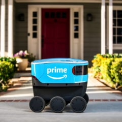 Amazon Unveils Scout Delivery Robot [Video]