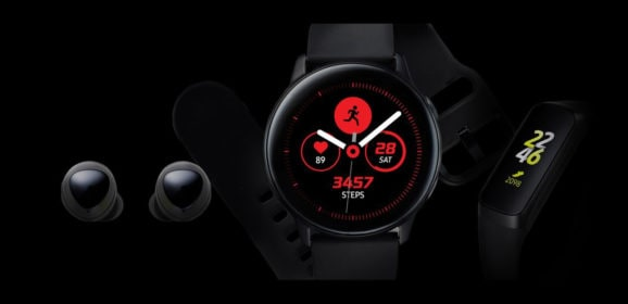 Samsung Accidentally Leaks New Wearables Lineup