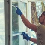 Jak správně umýt okna