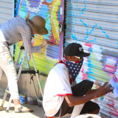 Co je potřeba a jak odstranit graffiti z fasády. Proti grafitové a proti sprejové nátěry Praha