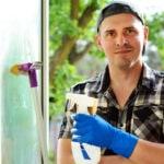 Ostrava výškové mytí oken