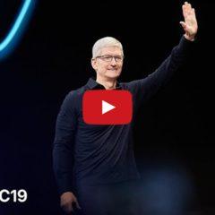 Apple Posts Full WWDC 2019 Keynote on YouTube [Video]