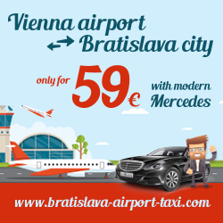 taxi from bratislava to vienna airport