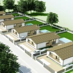 Proces realizácie výstavby montovaného drevodomu