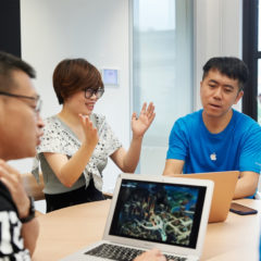 Apple Launches Design and Development Accelerator in Shanghai