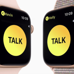 Apple Disables Apple Watch 'Walkie Talkie' Feature Due to Vulnerability That Could Allow Eavesdropping