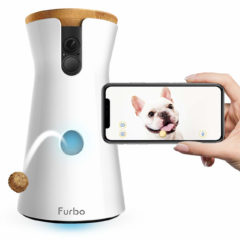 The Treat Tossing 'Furbo' Dog Camera is On Sale for 46% Off [Deal]