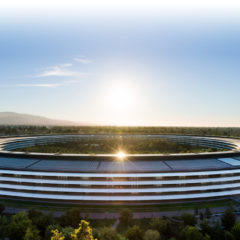 Apple Names Five New VPs