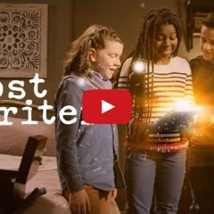 Apple Posts Official Trailers for Ghostwriter, Helpsters [Video]