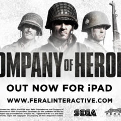 Company of Heroes Now Available for iPad [Video]