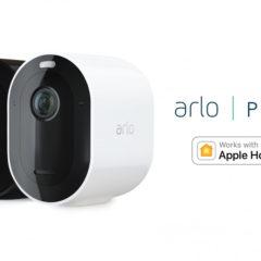 Arlo Pro 3 Wireless Security Cameras Now Support Apple HomeKit