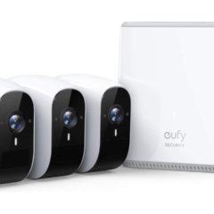 Eufy Wireless Security Cameras On Sale for Up to 30% Off [Deal]