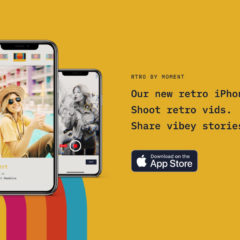 Moment Releases 'RTRO' Vintage Video Camera App for iPhone