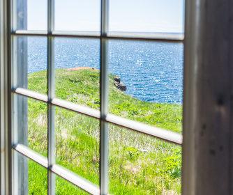 Internát má lesklá a zářivá okna