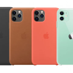Huge Discounts on Official Apple Cases for iPhone 11/Pro/Max and iPhone XS/Max [Deal]