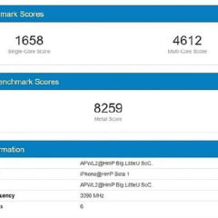 Alleged Apple A14 Benchmark Suggests New Processor Will Exceed 3GHz for the First Time