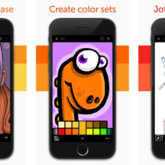 Linea Sketch App 3.0 Released for iPhone, iPad With with Time-Lapse, QuickToggle, More