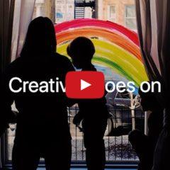 Apple Posts 'Creativity Goes On' Video [Watch]