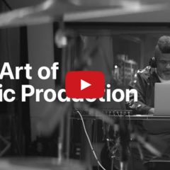 Apple Shares Look at How Producer Oak Felder Creates a New Song Using MacBook Pro [Video]