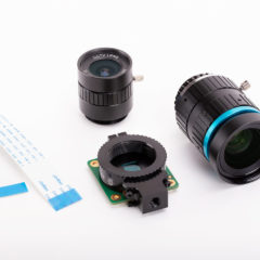 Raspberry Pi Announces 'High Quality Camera' With Interchangeable Lens Support for $50 [Video]