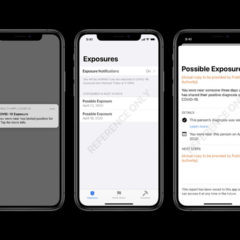 Apple and Google Posts Sample Code for COVID-19 Exposure Notification App