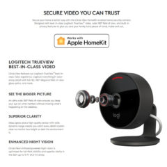 Logitech Accidentally Leaks New 'Circle View' Security Camera With HomeKit Secure Video Support