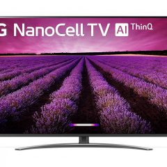 LG Nano 8 Series 55-inch and 65-inch 4K UHD TVs On Sale [Deal of the Day]