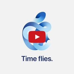 Watch the Apple 'Time Flies' Special Event Here [Video]