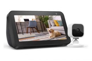 Echo Show 5 With Blink Mini Security Camera On Sale for 39% Off [Deal]