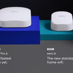New Eero 6 and Eero Pro 6 Mesh Wi-Fi Systems Support Faster Wi-Fi 6 Technology