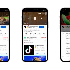 YouTube App Gets HDR Support for New iPhone 12/Pro/Max/mini