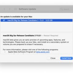 Apple Releases macOS Big Sur 11.0.1 RC2 to Developers [Download]