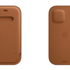 Apple Leather Sleeve With MagSafe for New 5G iPhone 12/Pro/Max/Mini Now Available
