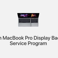Apple Extends 13-inch MacBook Pro Display Backlight Service Program to 5 Years