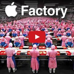 Inside Apple's iPhone Factory in China [Video]