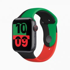 Apple Announces Limited Edition Apple Watch Series 6 for Black History Month