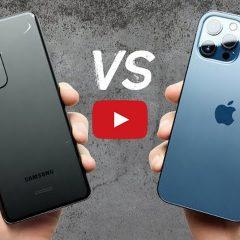 Drop Test: Galaxy S21 Ultra vs iPhone 12 Pro Max [Video]