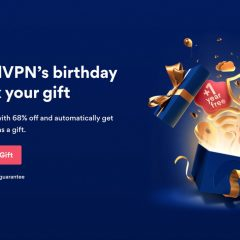 NordVPN Celebrates Birthday With 68% Off Plus Free Gift of 1 Month, 1 Year, or 2 Years Service [Deal]